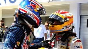 Live timing chaos ends with Alonso on Hungarian pole