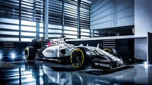 FW38 revealed ahead of Barcelona testing