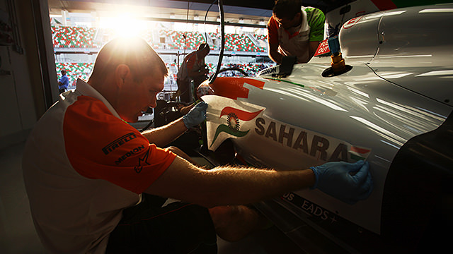 Sutil still waiting for Force India to decide drivers line-up