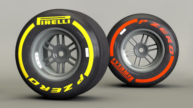 Soft and supersoft tyres